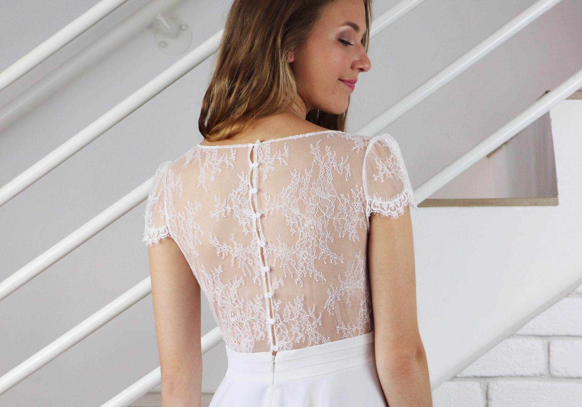 Modele de robe en pagne pour mariage civil